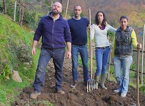 Coopfond sostiene gli investimenti della startup agricola Ghinghinelli