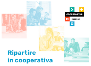 Coopstartup Estense, un bando per ripartire insieme dopo il Covid
