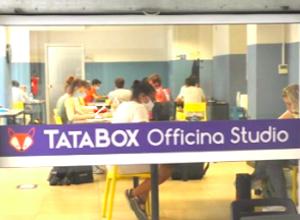 Riapre dopo l'emergenza sanitaria l'Officina Studio di Tatabox